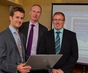 NIGTA Bank of Ireland Meeting September 2012
