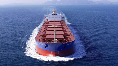 Close to 3 million tonnes of bulk feed materials arrive at Northern Ireland's ports each year